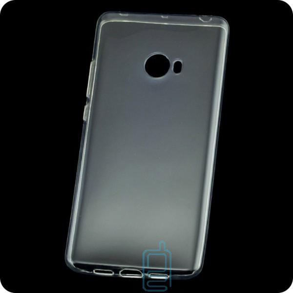 Чехол силиконовый Premium Xiaomi Mi Note 2 прозрачный