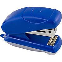 "Степлер "" Norma "" 16 листов 18 мм №4052 / 04021296 мини, синий и антистеплер (12) №24 / 6"