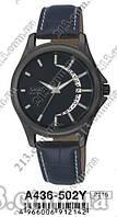 Q&Q A436-502Y Оригинальные часы
