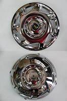 Металлические колпаки Mercedes Sprinter W906 (2 катк., 4 шт)