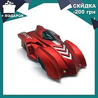 Антигравитационная машинка Wall Climber CAR P802 (Красная), фото 1
