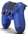 PlayStation Геймпад бездротовий PlayStation Dualshock v2 Wave Blue, фото 2