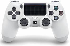 PlayStation Геймпад бездротовий PlayStation Dualshock v2 Glacier White