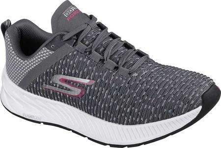 Женские Кроссовки Skechers GOrun Forza 3 Running Shoe Charcoal Pink ... 74d2cc84548
