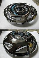Колпаки из нержавейки Mercedes Sprinter W906 (2 катк., 4 шт)