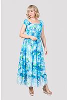 Платье женское летнее цветное