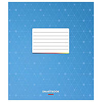 """Тетрадь 12 листов, линия Star """"Smartbook"""" (30) (720) №012-2579 L"""