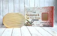 Глицериновое мыло с экстрактом эвкалипта и чайного дерева Hemani