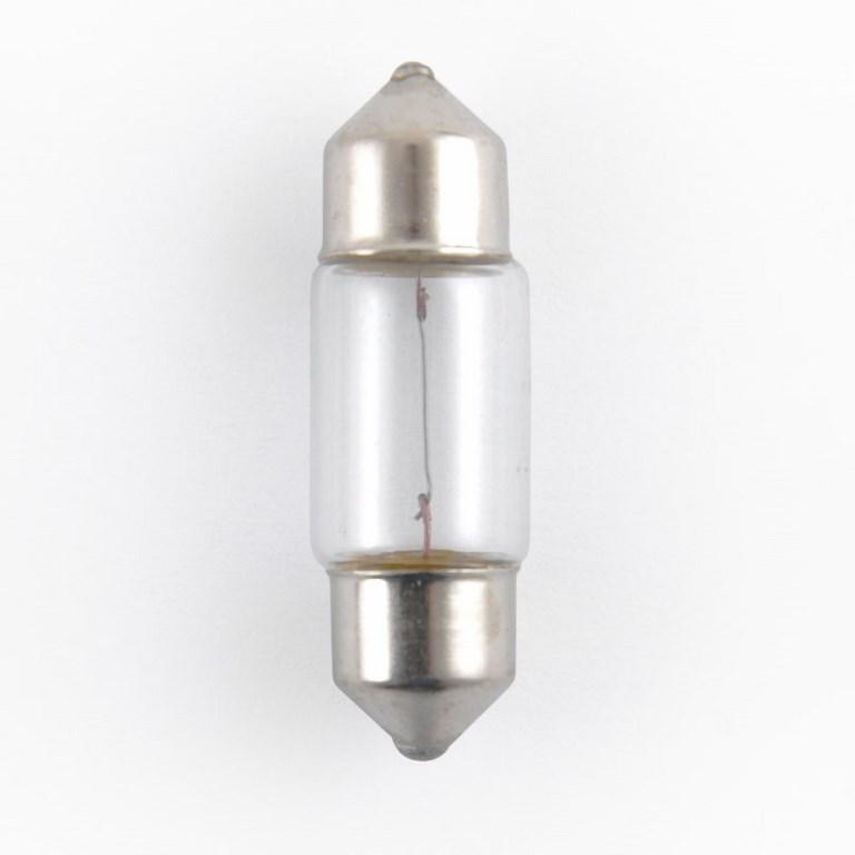 Лампа накаливания Solar 1259 (C10W T11*31 12V)