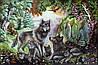 Вовки з бурштину