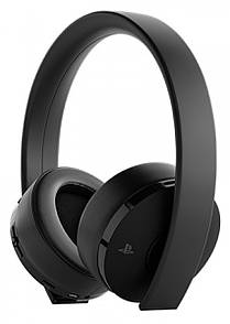 PlayStation Wireless Headset Gold
