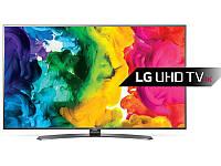 Телевизор LG 55UK6400 (TM 100Гц, 4K, Smart TV, IPS Panel, Quad Core, HDR10 PRO, HLG, Ultra Surround 2.0 20Вт)