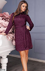 Платье женское демисезонное размеры: 42,44,46, фото 3