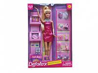Игрушка для девочки Кукла Defa Lucy 8233