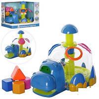 Детская игрушка Юла 9176 Бегемот