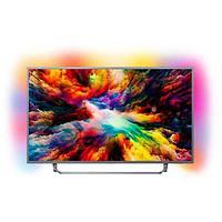 Телевизор Philips 43PUS7303/12 (PPI1600Гц, 4K Smart Android, Quad Core, P5 Perfect Picture, DVB-С/Т2/S2, 20Вт)