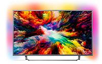 Телевизор Philips 50PUS7303/12 (PPI1600Гц, 4K Smart Android, Quad Core, P5 Perfect Picture, DVB-С/Т2/S2, 20Вт)