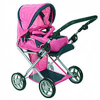 Игрушечная коляска для куклы 9346 зима-лето (61х38х61 см)