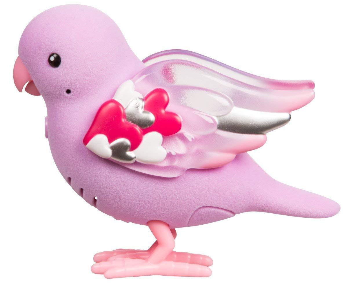 Интерактивная поющая птичка Little Live Pets Season 8 Bird Single  - Heart Beams