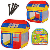 Детская игровая Палатка Домик 5039s/3002/0508 (114х92х110 см)