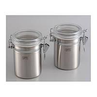 Набор банок для герметичного хранения GIPFEL 5583