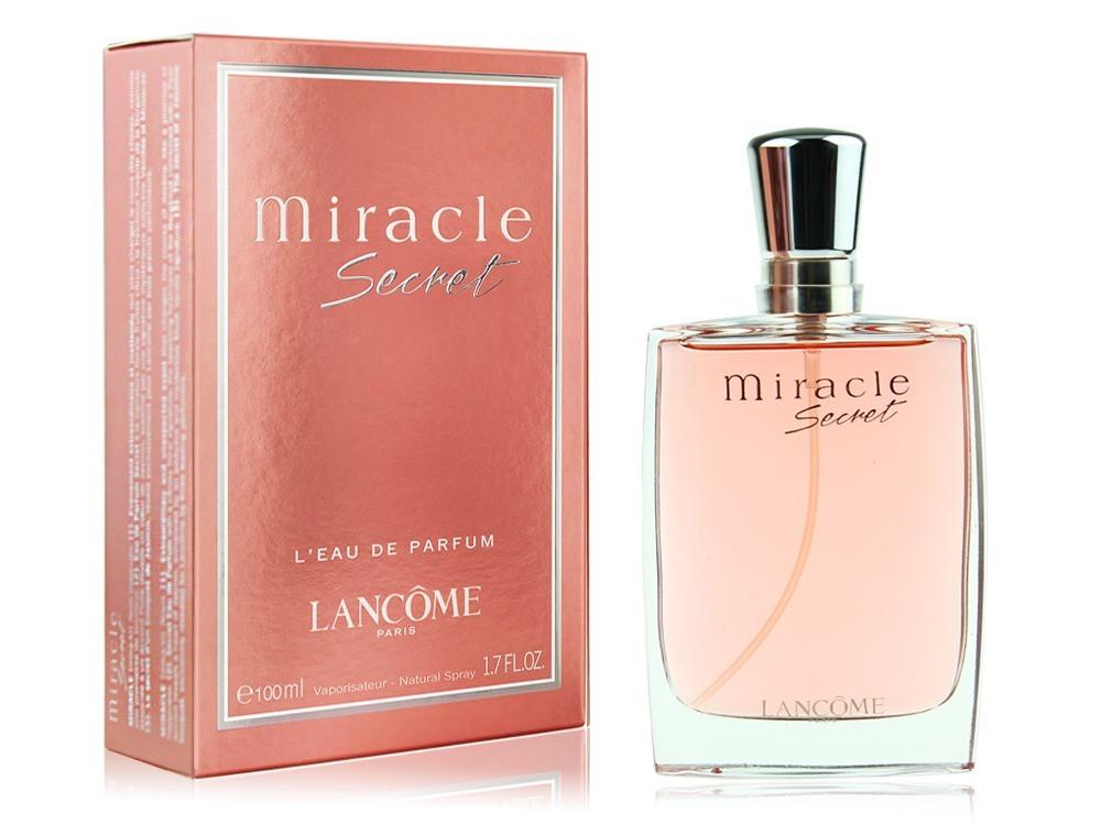 Женская парфюмированная вода Lancome Miracle Secret (Ланком миракл сикрет) 100 мл