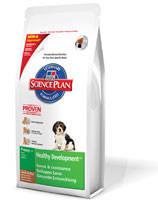 Hill's Science Plan™ Puppy Medium Healthy Development™ Ягненок и Рис 1 кг