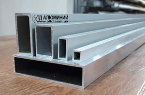 Алюминиевая труба прямоугольного сечения
