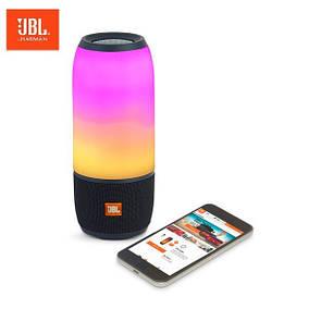 JBL Pulse 3  портативная Bluetooth колонка c подсветкой