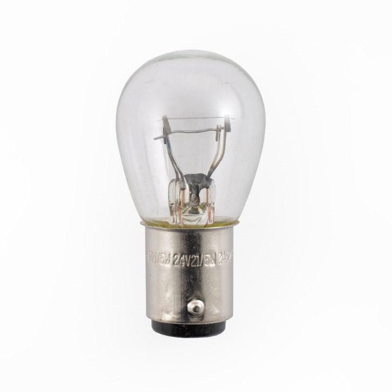 Лампа накаливания Solar 2452 (P21/5W 24V)