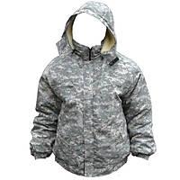 Камуфляж  НАТО ACU (комбинезон, зима)