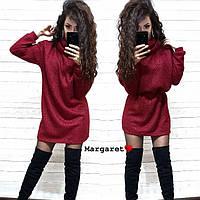 Платье-туника ангоровое А 77, фото 1