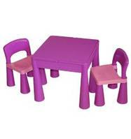Комплект Tega MAMUT стол+2 стула