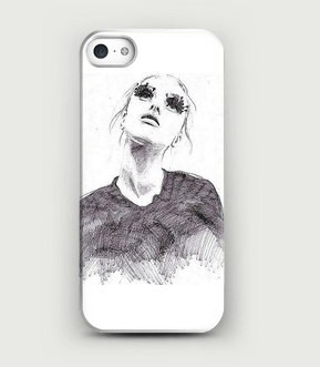 Чехол для Iphone (айфон) 4/4s, 5/5s, 6/6plus. С Вашим фото. (айфон). Код 85