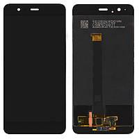 Дисплей (LCD) Huawei P10 Plus | VKY-L09 | L29 с тачскрином, чёрный ориг. к-во