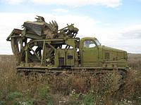 Экскаватор траншейный БТМ-3