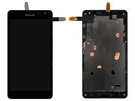 Дисплей (LCD) Microsoft 535 Lumia Dual Sim с тачскрином | CT2S1607FPC-A1 orig