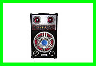 """Акустическая система USBFM-613 SPEAKER, музыкальные колонки 10""""+10""""/ USB/SD/FM, активная акустика!Опт"""
