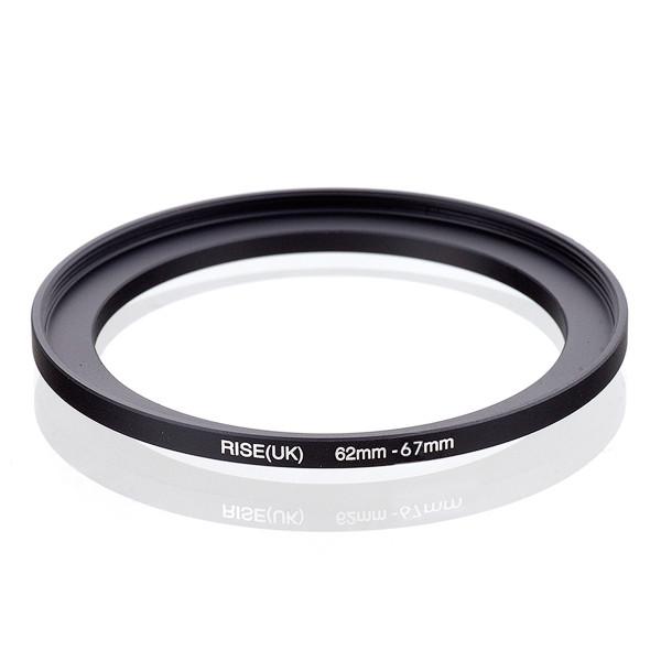 Переходное повышающее кольцо Step-Up (62-67 mm)