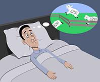 Бессонница. Нарушения сна