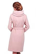 Женское осеннее пальто 42-58 арт. Мелина, фото 3