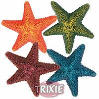 Декорация Trixie Набор морских звезд, 9 см (12 шт.)