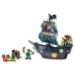 Пиратский корабль 10755 с фигурками