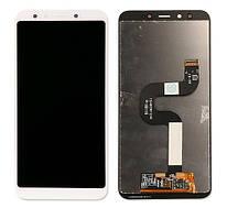 Дисплей (LCD) Xiaomi Mi A2 | Mi6X с тачскрином белый