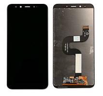 Дисплей (LCD) Xiaomi Mi A2 | Mi6X с тачскрином чёрный