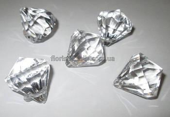 Кристалл акриловый 1.5 см Хрусталик