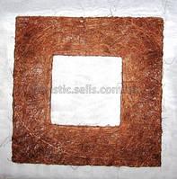 Рамка из сизаля 25/25 см