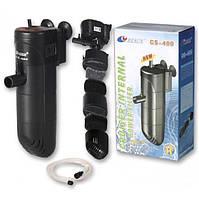 Фильтр аквариумный внутренний Resun (Ресан) CS-400 до 110л погружной