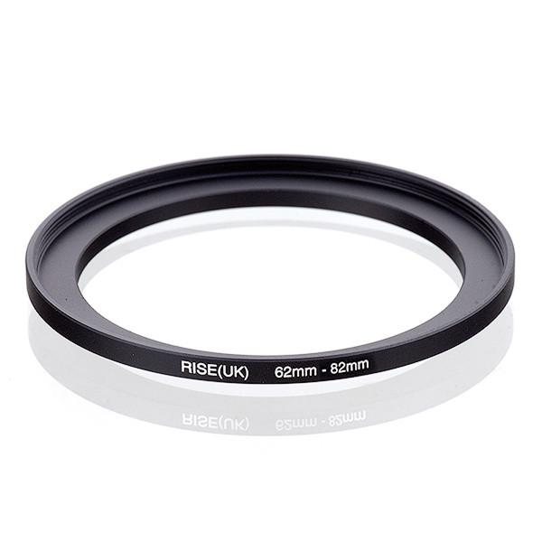 Переходное повышающее кольцо Step-Up (62-82 mm)