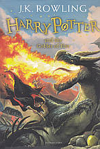Harry Potter and the Goblet of Fire Гарри Поттер и Кубок огня